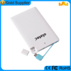 bulk gift ideas 2500mah super thinnest power bank mobile charger for iphone 6s
