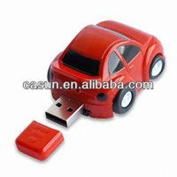 car shape usb memory stick