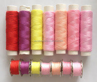 wholesale sewing material sewing thread cotton material Cotton threads wiht good quality