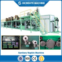 Best Economic Equipment - Tampon Production Machine