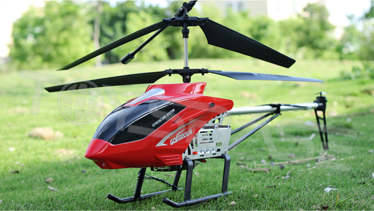2.4G 3.5 Channel Big Size Rc Helicopter