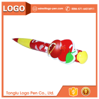 Attractive price new type flower top pen
