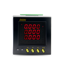 Heyuan Ammeter Smart With <strong>Communication</strong> RS485 Digital LED MS3I5E3