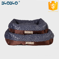 2016 Pet Personalized Lounge Bed Luxury factory strawberry bed dog