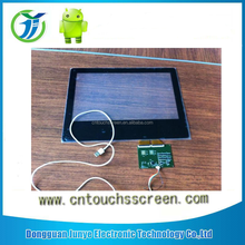 projective 7'' general open frame wifi network touch screen US market digital monitor