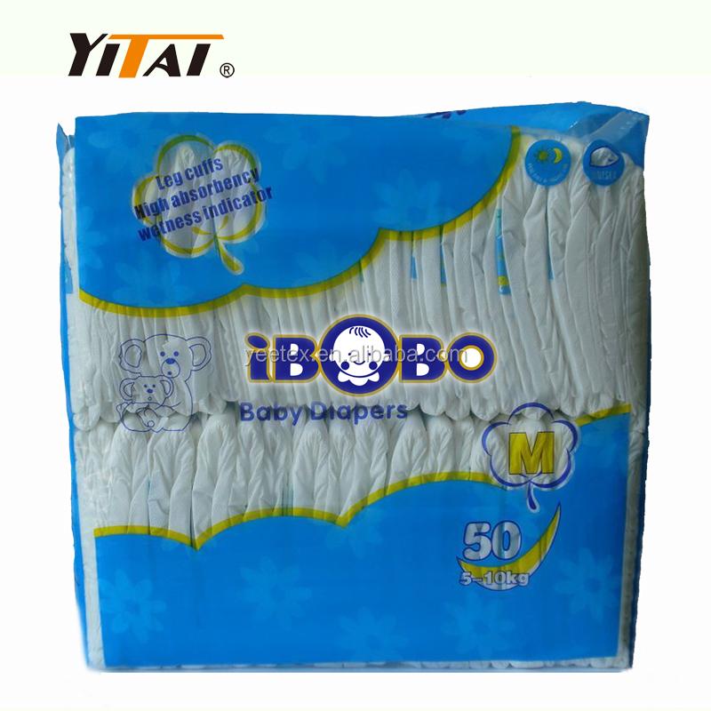 OEM ABDL Baby Diaper Factory in China