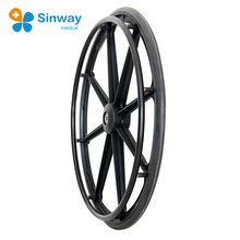 24 inch Replacement Wheelchair Wheels and tires