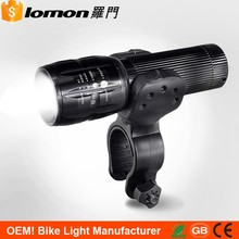 Hot Sell Wholesale AAA Bicycle Light Flashlight Super Bright Front Led Bike Light