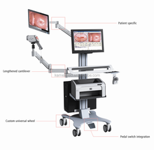 Kernel new product double screen video Colposcope for Gynecology examination KN-2200I