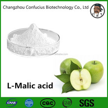 99% Purity Best Price Food Grade Addictive L-Malic acid