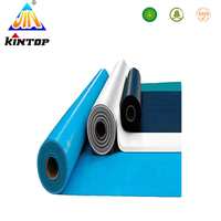 Chinese suppliers sell high quality and low prices PVC waterproofing roofing membrane