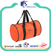 Round duffle bag made in china, Polyester foldable Travel sports bag
