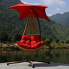 Garden Metal Hanging Swing Chair With