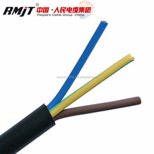 Various types of pvc insulated electrical wire cable
