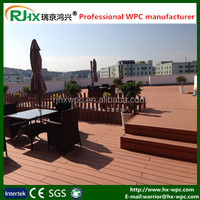 Price wpc flooring with durable and strong press for outdoor deck floor covering