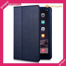 For Ipad air 2 genuine real leather phone case with 3 colors