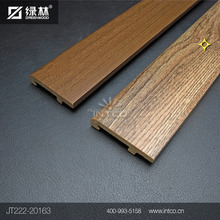 New arrival wood color decorative construction moulding