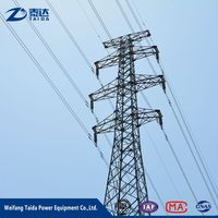 Insulated High Voltage 161Kv 10Kv Power