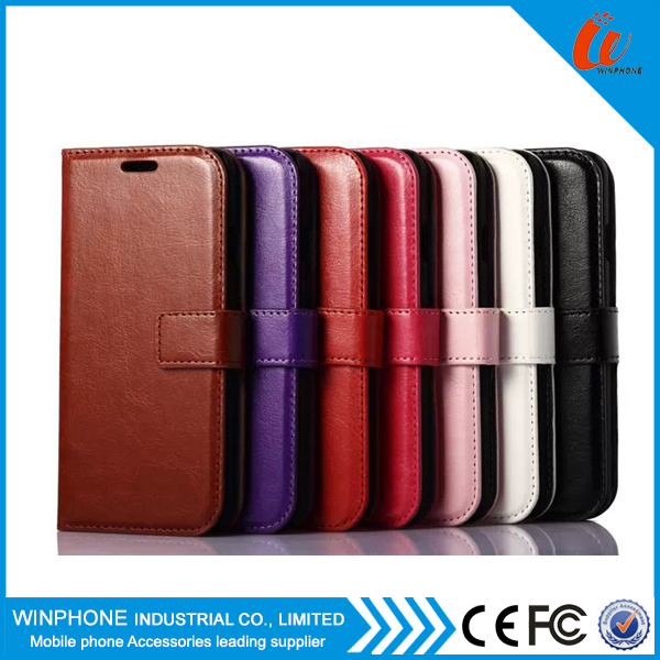 For iPhone 6 Phone case PU Leather Wallet Flip , Cell phone case for iPhone 6