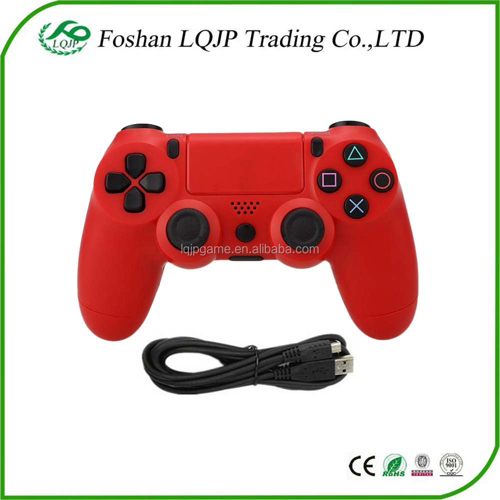 High Quality For DualShock 4 USB Wired Controller for PlayStation 4 PS4
