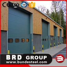 Used Overhead Automatic Industrial Door