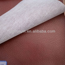 Hot sale pvc leather stocklot with good price