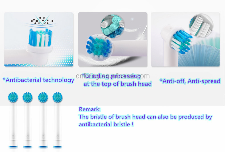Oral B Compatiable Replacement Electric Tooth Brush Heads