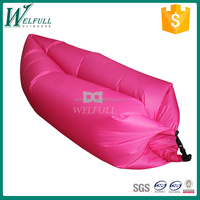 Lamzac hangout 2016 lazy inflatable air sofa bed