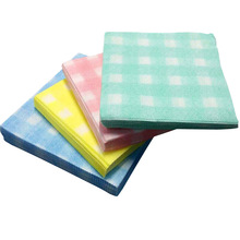 Manufacturer Custom Disposable Spunlace Nonwoven Small Face Towel China Product 100 Cotton Square Napkin For Hotel Travel