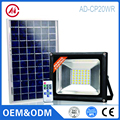 High power IP65 waterproof outdoor 50w solar led flood light price