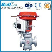 ANSI Pneumatic three port mixing control valve