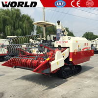 4LZ-4.0E India mini maize combine harvester for sale philippines