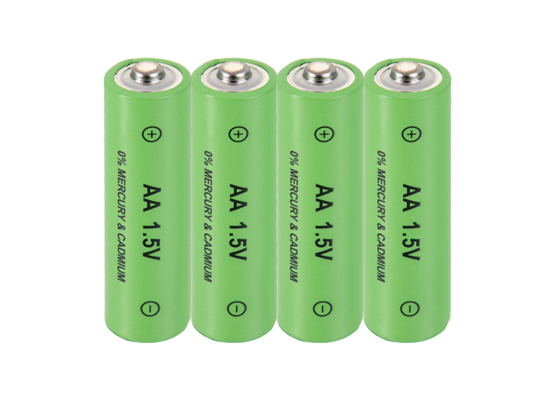 AA5 environmentally friendly rechargeable batteries fitted with water Longer life