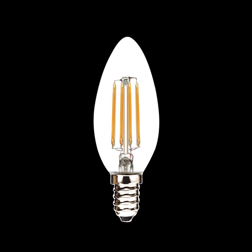 c35 2w 4w e14 e12 filament led lamp candle lights bulbs. Black Bedroom Furniture Sets. Home Design Ideas