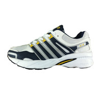 New Casual Style Best Quality Fashionable Colored PU Sport Shoes For Men With Bright color running shoes Factory Price