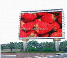 Outdoor P8 Mobile Truck/Trailer LED Display for Advertising