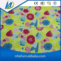 pigment and digital print girls and women cotton dress fabric