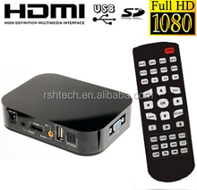 Mini USB Media Player dowload free you Porn 1080 hd Movie support Multiple Output with VGA Input USB Output