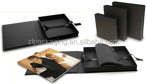 Photography Presentation Packaging Box