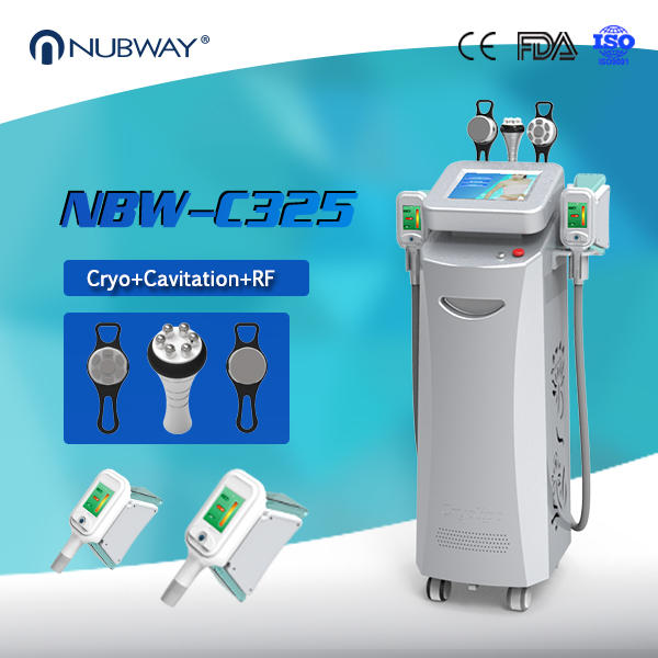 Factory supply!!! High Quality Cryolipolysis Fat Freezing Equipment for Beauty Salon