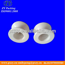 95% .99% High alumina textile ceramic parts with glazed