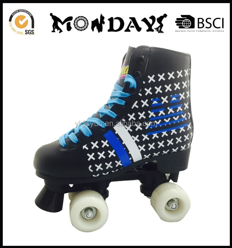 Professional Quad Roller Skates in Mondays