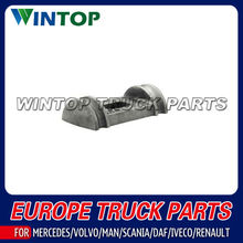 Spring Saddle for Trailer truck spare parts