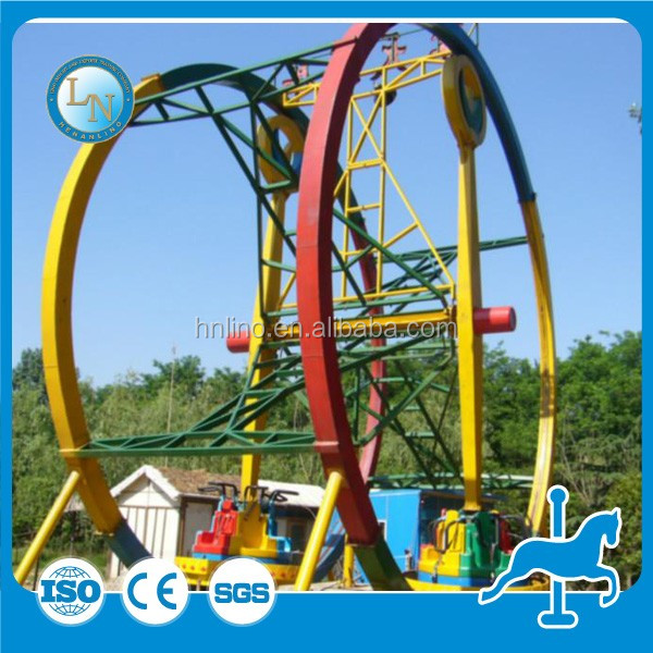 Thrill ferris ring car ride for sale fun fair rides adult outdoor games