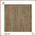 5D Ink-jet Printing Floor Wood Tiles Glazed Wooden Look Porcelain Tile