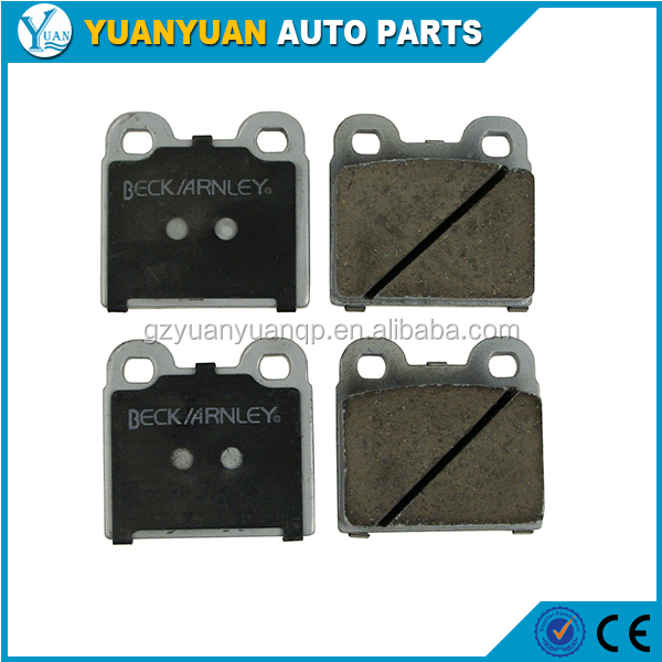 Brake pad D30 for VOLKSWAGEN FASTBACK 1966-1971 ALFA ROMEO DUETTO 1600 1967-1968