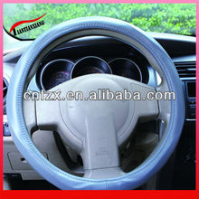Genuine Leather Steering Wheel Cover/16inch fit Honda,Toyota,Kia Genuine leather steering wheel