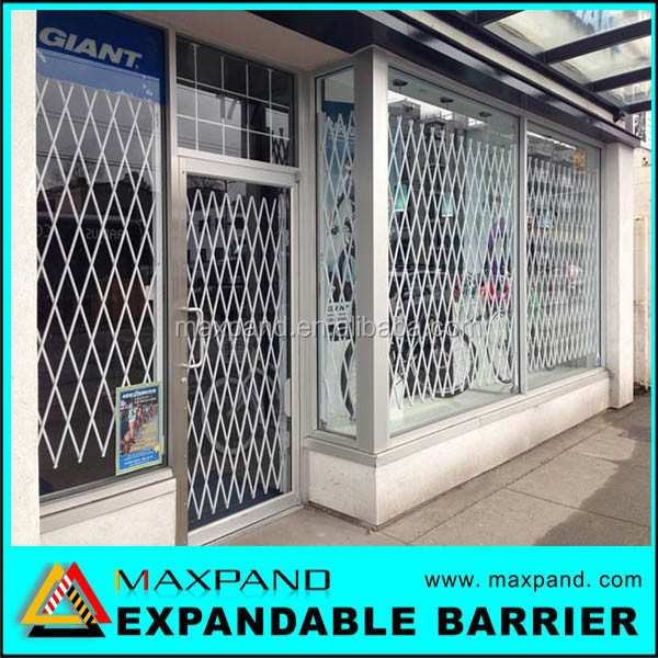 Best Quality Cheap New Steel Construction Expandable Metal Gates
