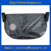 High quality Folding Black color back seat tray table for bus