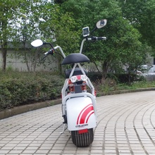 New Sport Two Model CE 1000w 12AH EEC China Electric Moped / Scooter